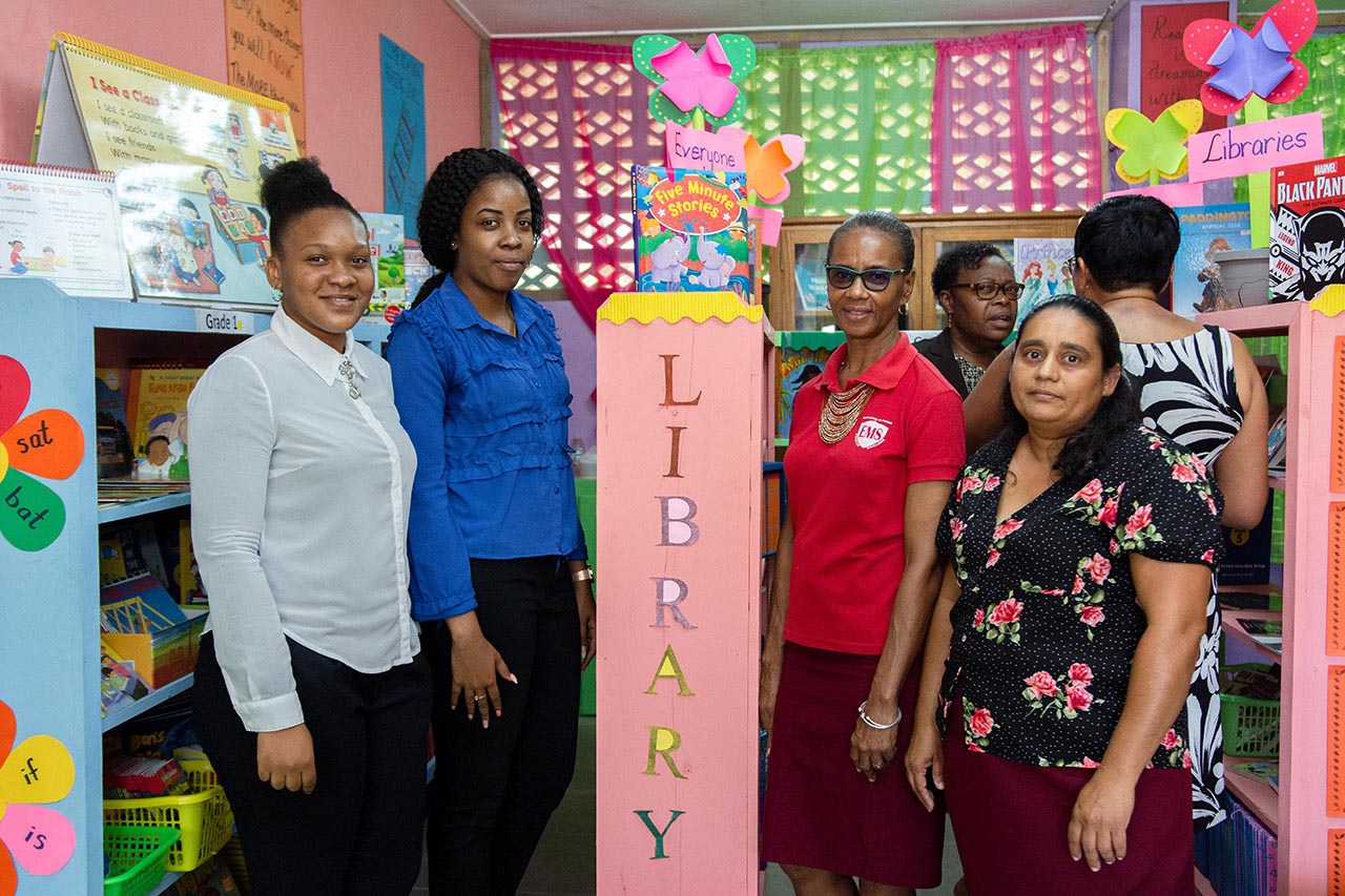 Evesham Primary - Library Opening - 2019-1926