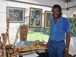 Mustique Craft Fair, 2015