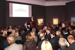 Christie's Fundraising Event 2015