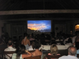 Screening of Eccentria, A Mustique Tale