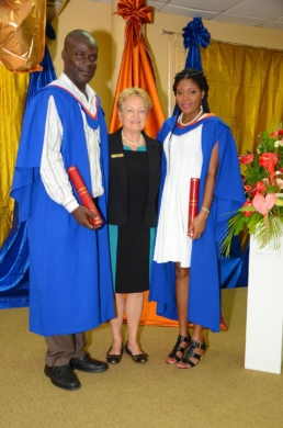 University of the West Indies – Graduation 2015