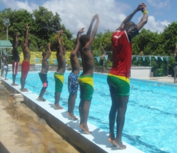 Grassroots Swimming Programme