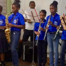 Richland Park Government School Melody Makers Brass Band