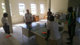 Table Tennis Programme for Sandy Bay Youth