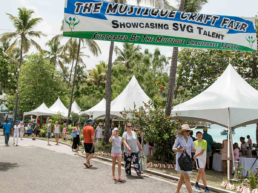 Mustique Craft Fair, 2018