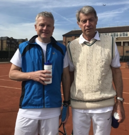 Charity Tennis Tournament at Queen's Club, 2018