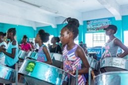 Sion Hill Euphonium Steel Orchestra – 2018