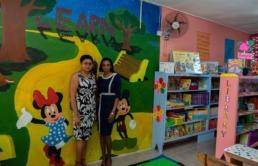 Evesham Primary - Library Opening - 2019
