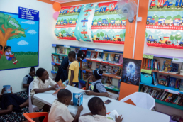MCT - Biabou Primary Library