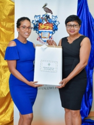 UWI Scholarship Awards – Natalia Gill