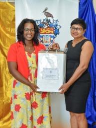 UWI Scholarship Awards – Zaphia Joseph