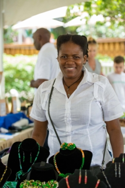 Mustique Craft Fair
