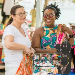 Mustique Craft Fair