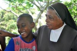 Bread of Life, Sister Zeitha