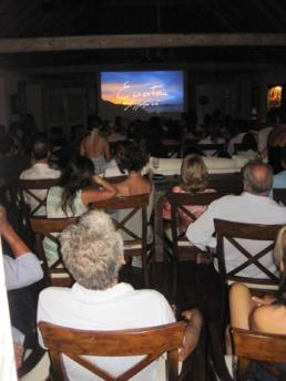 Screening of Eccentria, A Mustique Tale