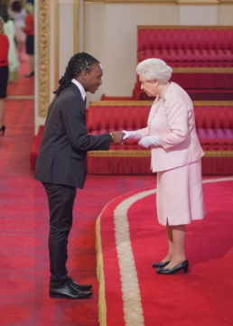 Commonwealth Young Leaders Award - Kenville Horne