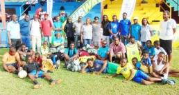 """Kick It"" Programme – Special Olympics"