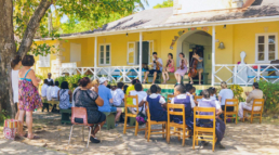 The Tchalik Quintet concerts in Mustique