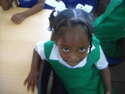 Mustique Charitable Trusts - young child