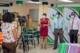 Mustique Charitable Trust book programme
